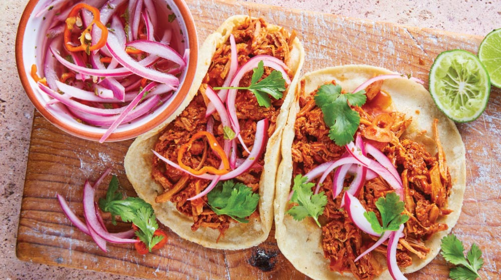 The Luxury Collection ofrece el show de la Cochinita Pibil